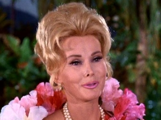 Zsa Zsa Gabor Dog Name