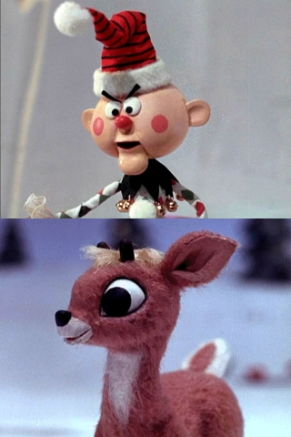 Rudolph The Red Nosed Reindeer 1964 >> Rudolph the Red-Nosed Reindeer
