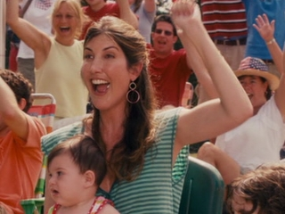 Jackie sandler in 50 first dates in Perth