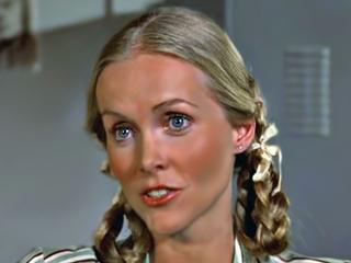 Denise DuBarry as Nurse Samantha Green, Nancy Conrad as