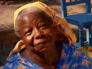 Image result for butterfly mcqueen in the mosquito coast