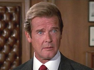 Image result for roger moore in a view to a kill