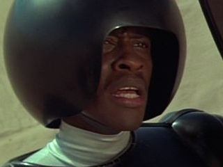 Spaceballs Usher Afro The Voice