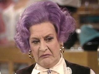 Mollie Sugden Are You Being Served