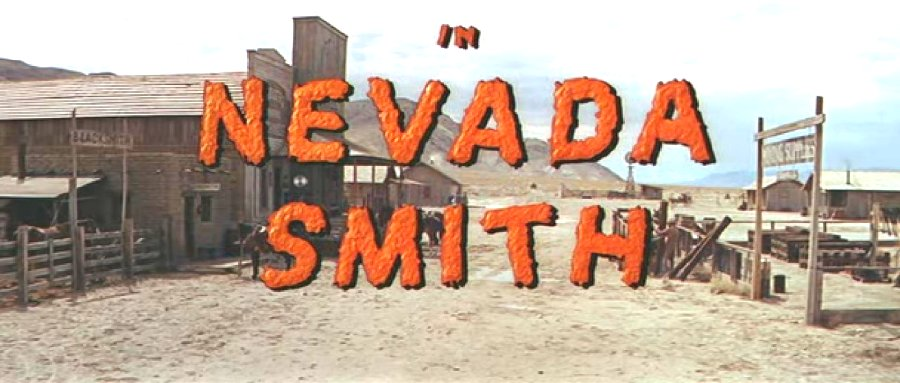 Image result for nevada smith title