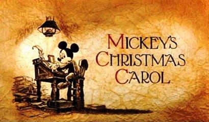 mickeys christmas carol - Mickey Christmas Carol